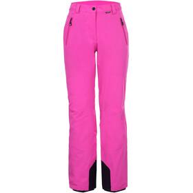 Icepeak Noelia Pantalones de Esquí Mujer, hot pink